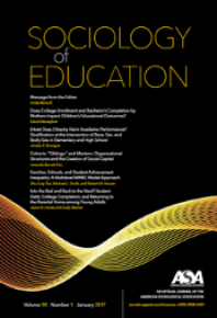 The American Educational Research Association