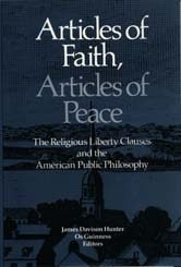 Articles of Faith - Articles of Peace