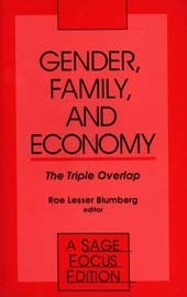 Gender, Family, and Economy