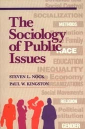 The Sociology of Public Issues